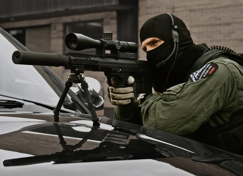 Guerreros de Élite: El Manual Básico de los SWAT nº4