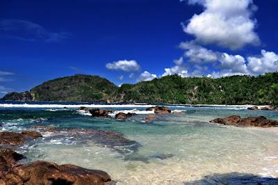 wisata pantai wedi ombo gunung kidul yogyakarta