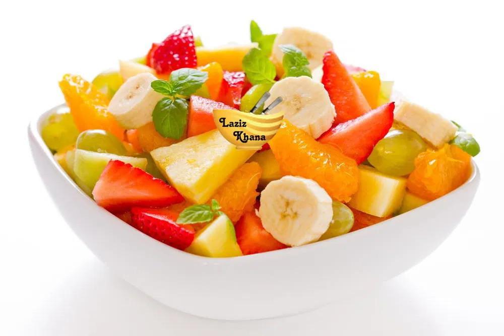 Fruit Chaat Recipe in Hindi
