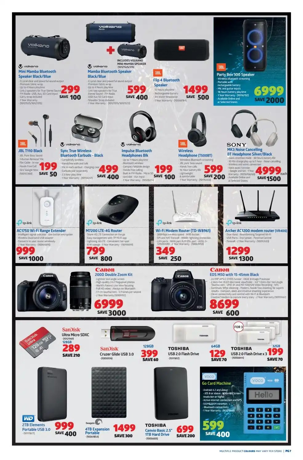 Incredible Connection Black Friday Deals  -  Page 7