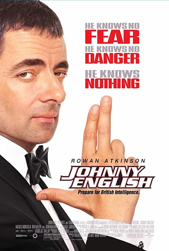 Johnny English 2003 x264 720p Esub BluRay Dual Audio English Hindi GOPI SAHI