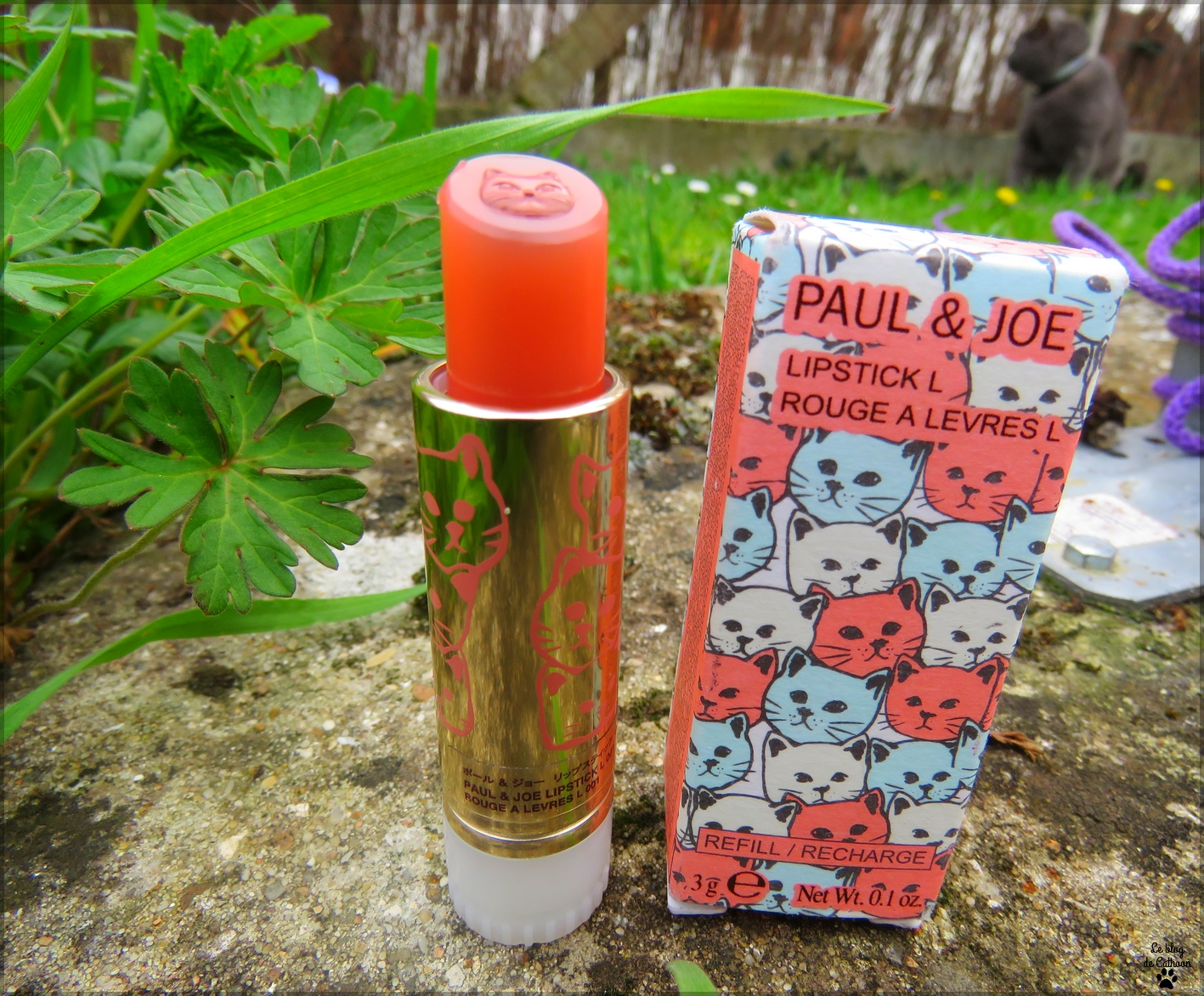 Lipstick L - Refill - Paul & Joe