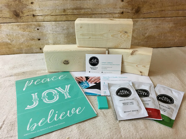 Vintage Paint and more... joy Christmas bundle