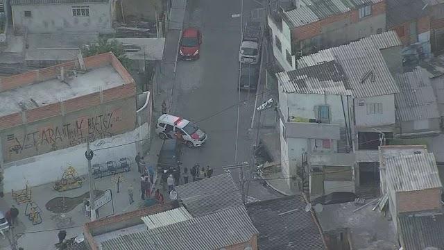 Uma Chacina que deixou quatro mortos, fato aconteceu na Zona Norte de São Paulo! Confira