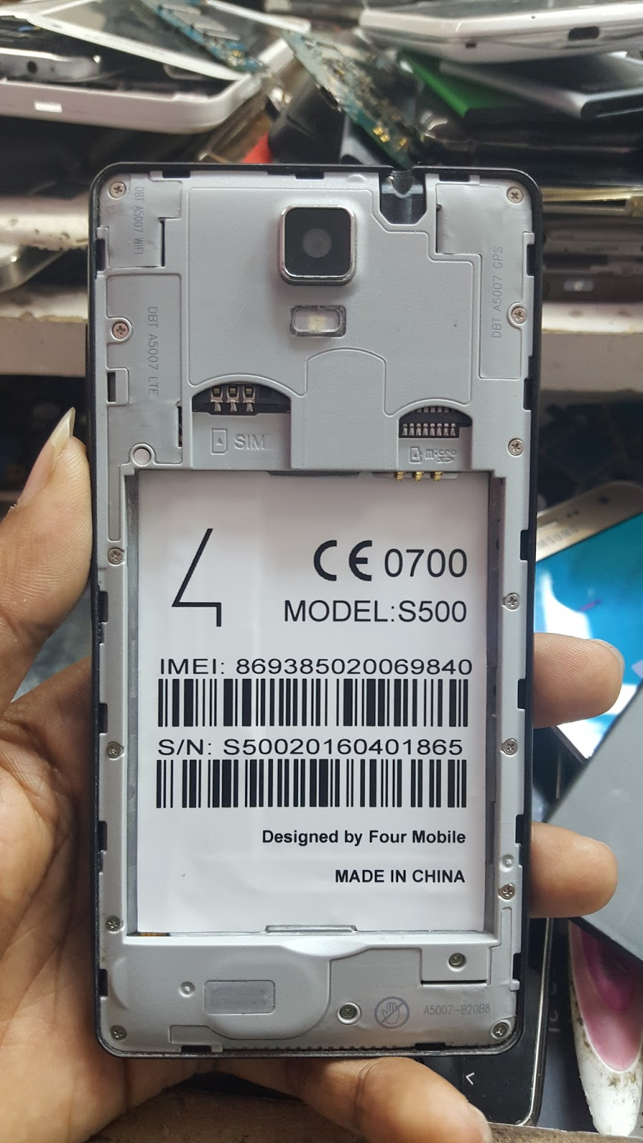 Vivo Y55s Dead Boot Repair