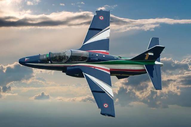 Leonardo M345 UAE Al Fursan