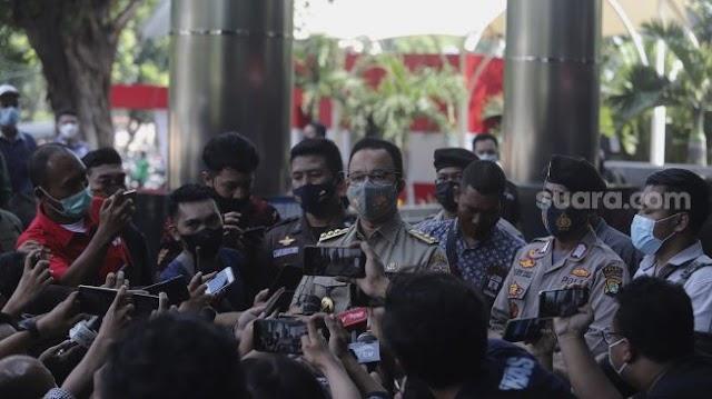 Habis Dipanggil KPK, Anies Pamer Jabatan Lamanya Melawan Korupsi