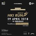 Bekraf HKI Run • 2018