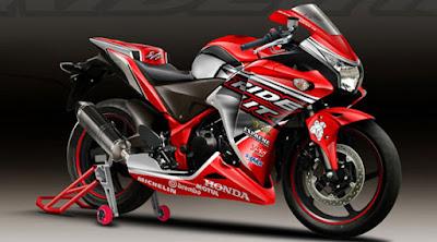 Modifikasi Honda CBR 150R Dengan Body Kit Biar Tampil Kece