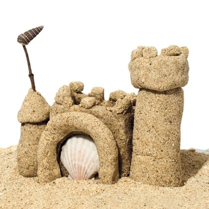 How to... Create a Sand Castle That Lasts