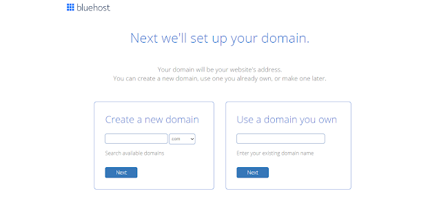 Choosing a Domain for your Blog