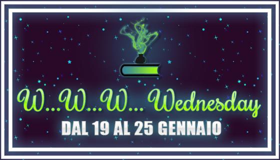 W...W...W... Wednesdays #20