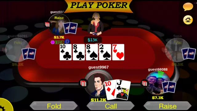Poker Offline Mod Apk