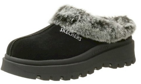 moderate cost timeless design special selection of Daily Cheapskate: Skechers Women's Fortress Suede Clog ...