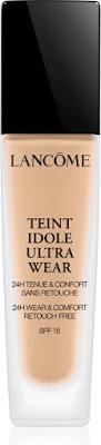 Стойкая тональная основа с SPF15 Lancome Teint Idole Ultra Wear