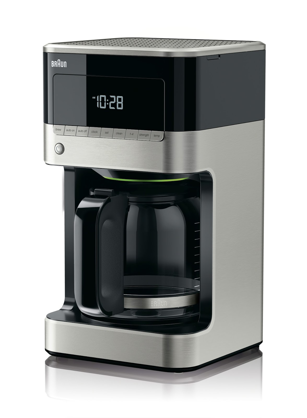 Braun Coffee Maker How To Use : 504 Main by Holly Lefevre: Mastering The Wedding Registry