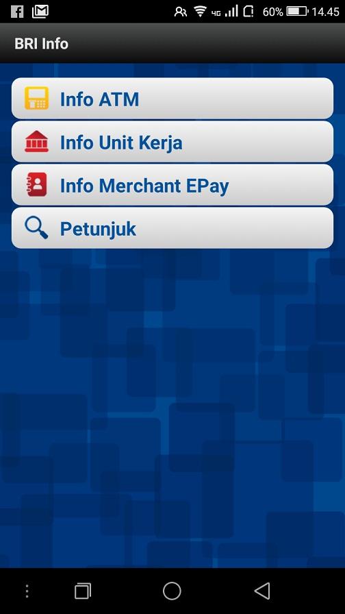 Tips Cara Paling Mudah mengetahui Lokasi ATM & Kantor BRI ...