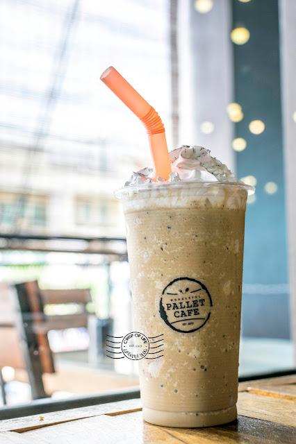 Pallet Cafe Sungai Petani Kedah