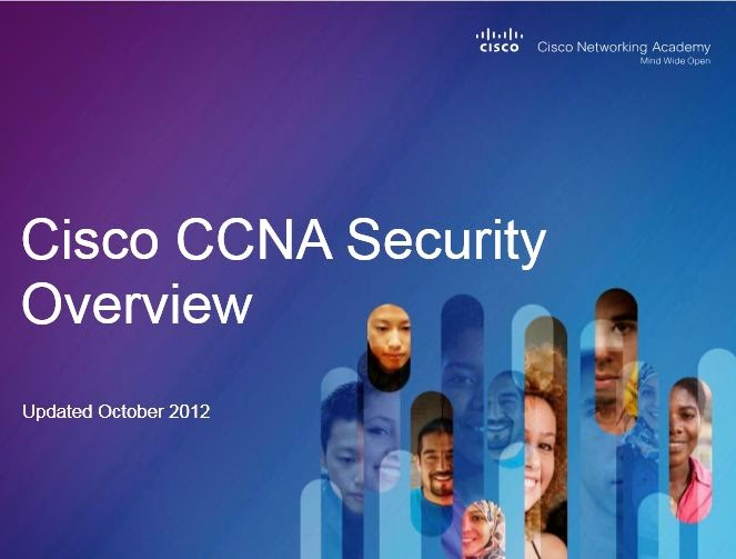 CCNA Security: Overview presentation