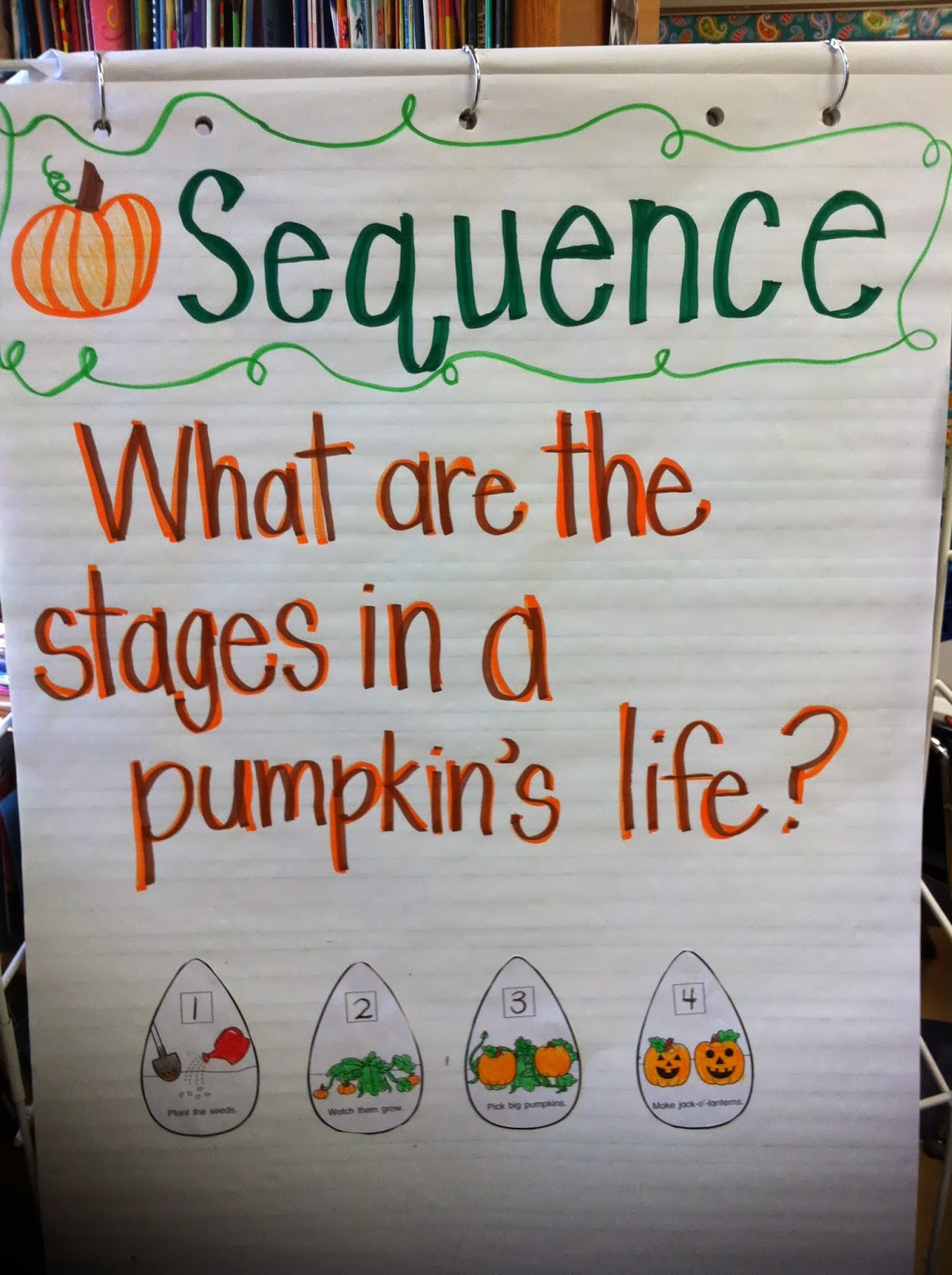 Mrs Lowes Kindergarten Korner Pumpkin Palooza Plus A