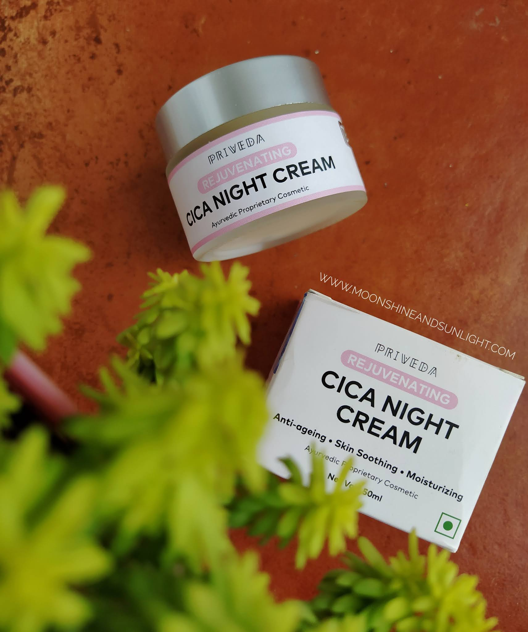priveda night cream review