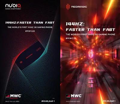 Nubia Red Magic 5G Yeni Oyuncu Telefonu bu ay piyasaya sürülecek!