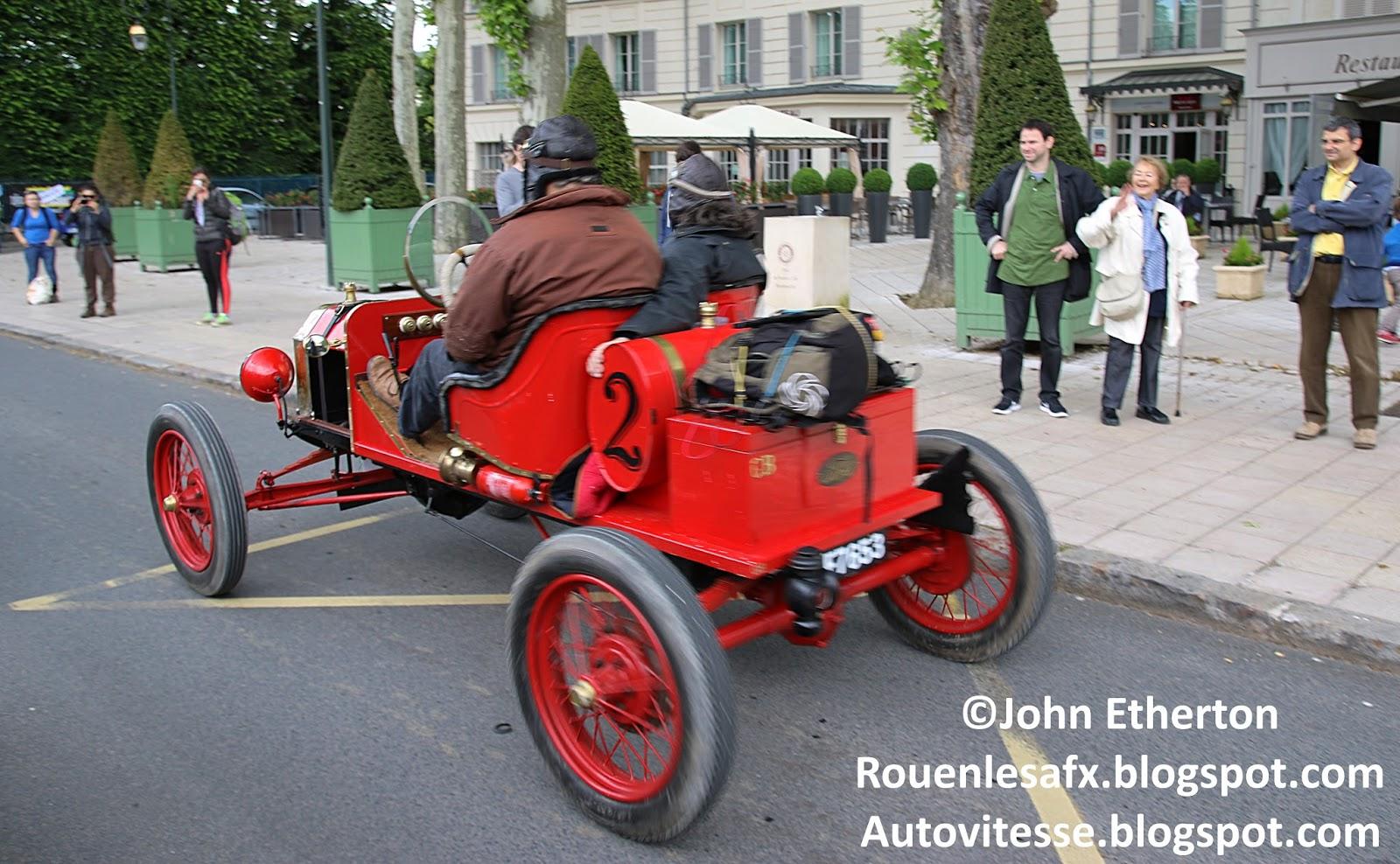 Rouen-les-AFX: Classic Cars