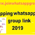 Join shopping Whatsapp Group Links- Collection of Groups 2019