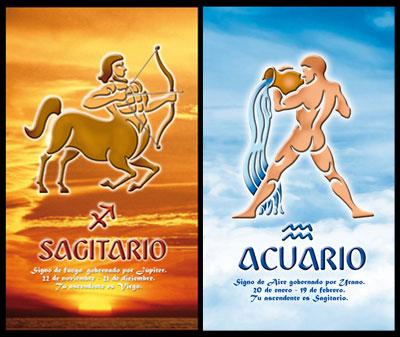 All About Sagittarius: Sagittarius and Aquarius Compatibility