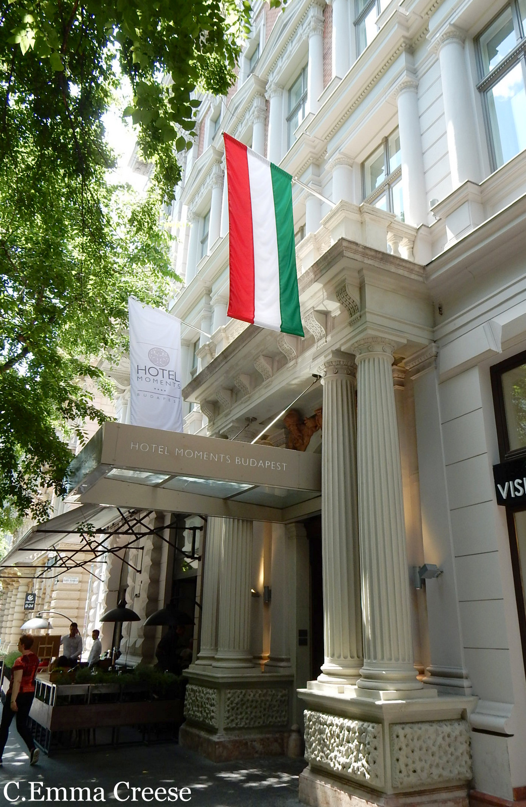 Where to stay in Budapest Luxury Hotel Review Adventures of a London Kiwi