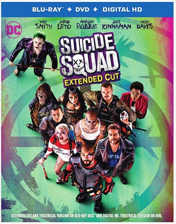 Suicide Squad 2016 Extended English 480p 350MB