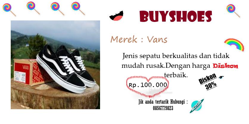 MEDIA PEMBELAJARAN BISNIS ONLINE: Contoh Gambar Iklan Sepatu