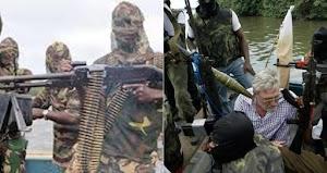 Militants Abduct 4 British nationals in Burutu local government area of Delta state
