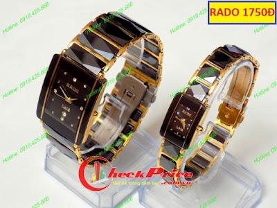 Đồng hồ cặp đôi RD 1750Đ