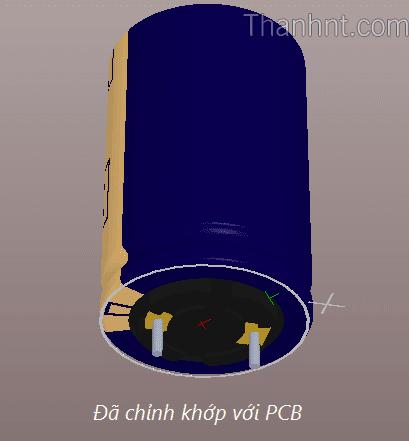 Hướng dẫn add thư viện 3D trong Altium Designer 4