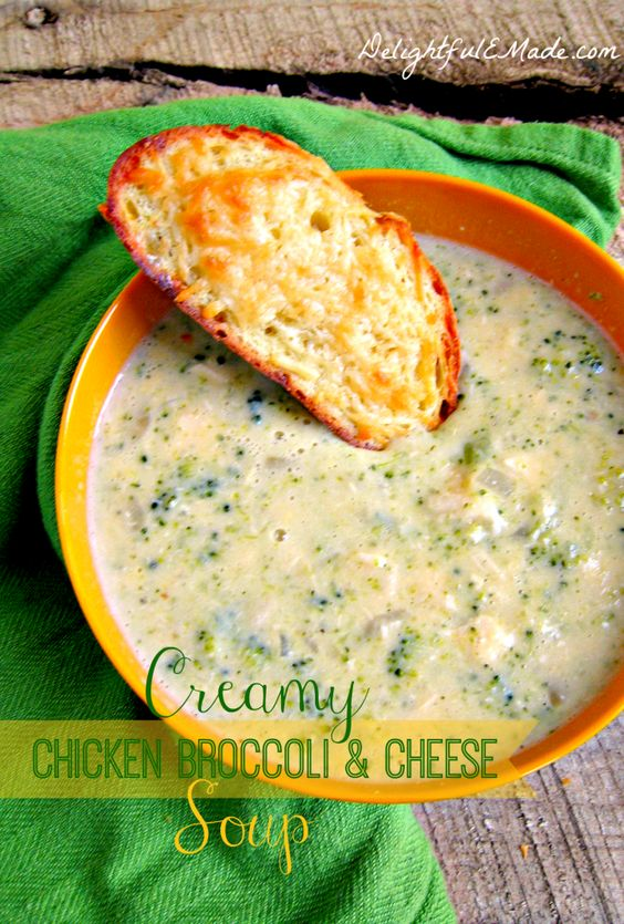 Creamy Chicken Broccoli and Cheese Soup #Creamy #Chicken #Broccoli #Cheese #Soup #DESSERTS #HEALTHYFOOD #EASY_RECIPES #DINNER #LAUCH #DELICIOUS #EASY #HOLIDAYS #RECIPE #SPECIAL_DIET #WORLD_CUISINE #CAKE #GRILL #APPETIZERS #HEALTHY_RECIPES #DRINKS #COOKING_METHOD #ITALIAN_RECIPES #MEAT #VEGAN_RECIPES #COOKIES #PASTA #FRUIT #SALAD #SOUP_APPETIZERS #NON_ALCOHOLIC_DRINKS #MEAL_PLANNING #VEGETABLES #SOUP #PASTRY #CHOCOLATE #DAIRY #ALCOHOLIC_DRINKS #BULGUR_SALAD #BAKING #SNACKS #BEEF_RECIPES #MEAT_APPETIZERS #MEXICAN_RECIPES #BREAD #ASIAN_RECIPES #SEAFOOD_APPETIZERS #MUFFINS #BREAKFAST_AND_BRUNCH #CONDIMENTS #CUPCAKES #CHEESE #CHICKEN_RECIPES #PIE #COFFEE #NO_BAKE_DESSERTS #HEALTHY_SNACKS #SEAFOOD #GRAIN #LUNCHES_DINNERS #MEXICAN #QUICK_BREAD #LIQUOR