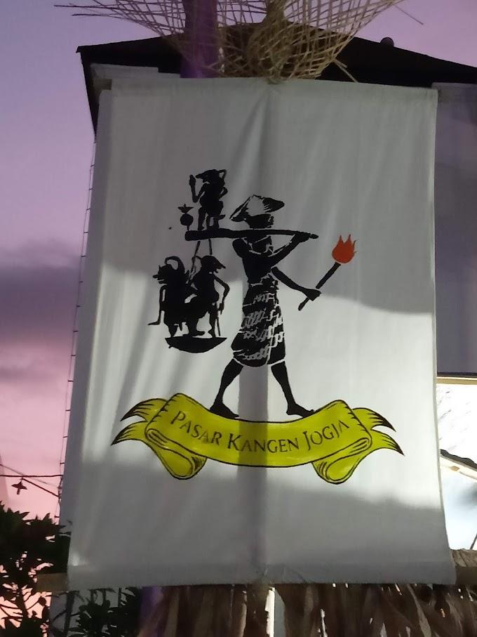 Pasar Kangen Jogja 2019: Kuliner Jadul, Barang-barang Antik, dan Pentas Seni