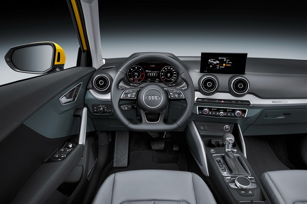 Interior Audi Q2 30 TFSi
