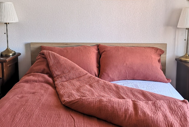 avis-linge-de-lit-gaze-de-coton-oreiller-tediber