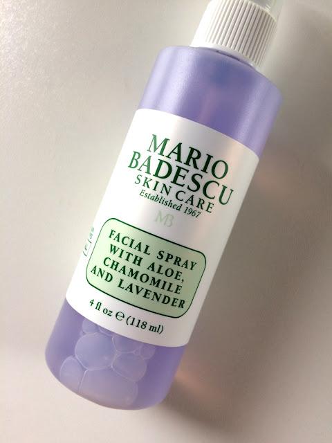 MARIO BADESCU Facial Spray hydratant à la Lavande,Aloe Vera et Camomille