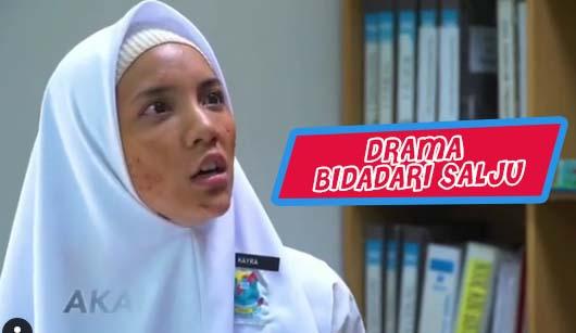 Drama Bidadari Salju Full Episod (TV3)