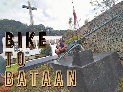 BIKE TO BATAAN