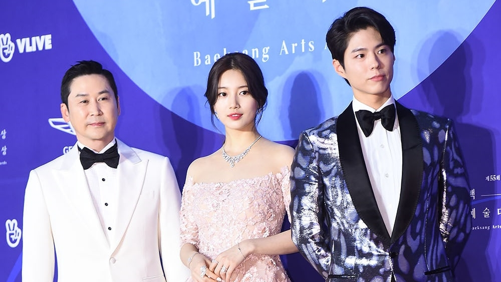 Shin Dong Yup, Suzy and Park Bo Gum Will be The 'Baeksang Arts Awards' MCs Again After 3 Years In a Row