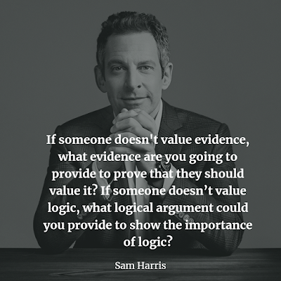Best Sam Harris Inspiring Sayings and Images