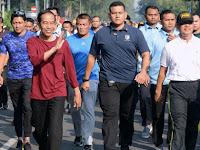 Tabrak Aturan Kampanye? Acara Tema Jokowi di Solo Ditolak Elemen Masyarakat