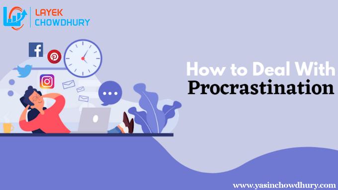 5 Steps to Overcome Procrastination