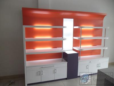 Etalase Display Custom + Furniture Semarang ( Etalase Display )