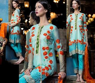Al-Zohaib Textile Tabassum Mughal Luxury Formal 2016