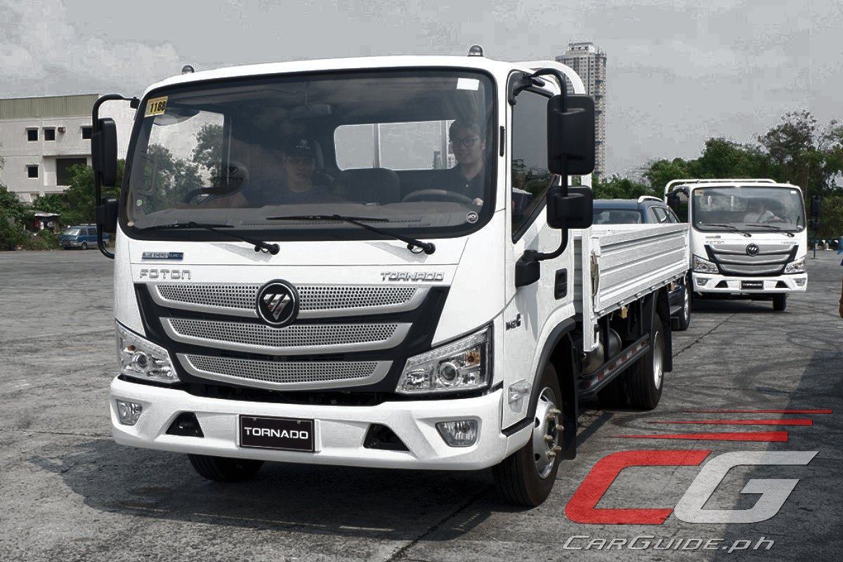 Bp Gas Prices >> 2018 Foton Tornado M4.2C is Set to Redefine Trucks