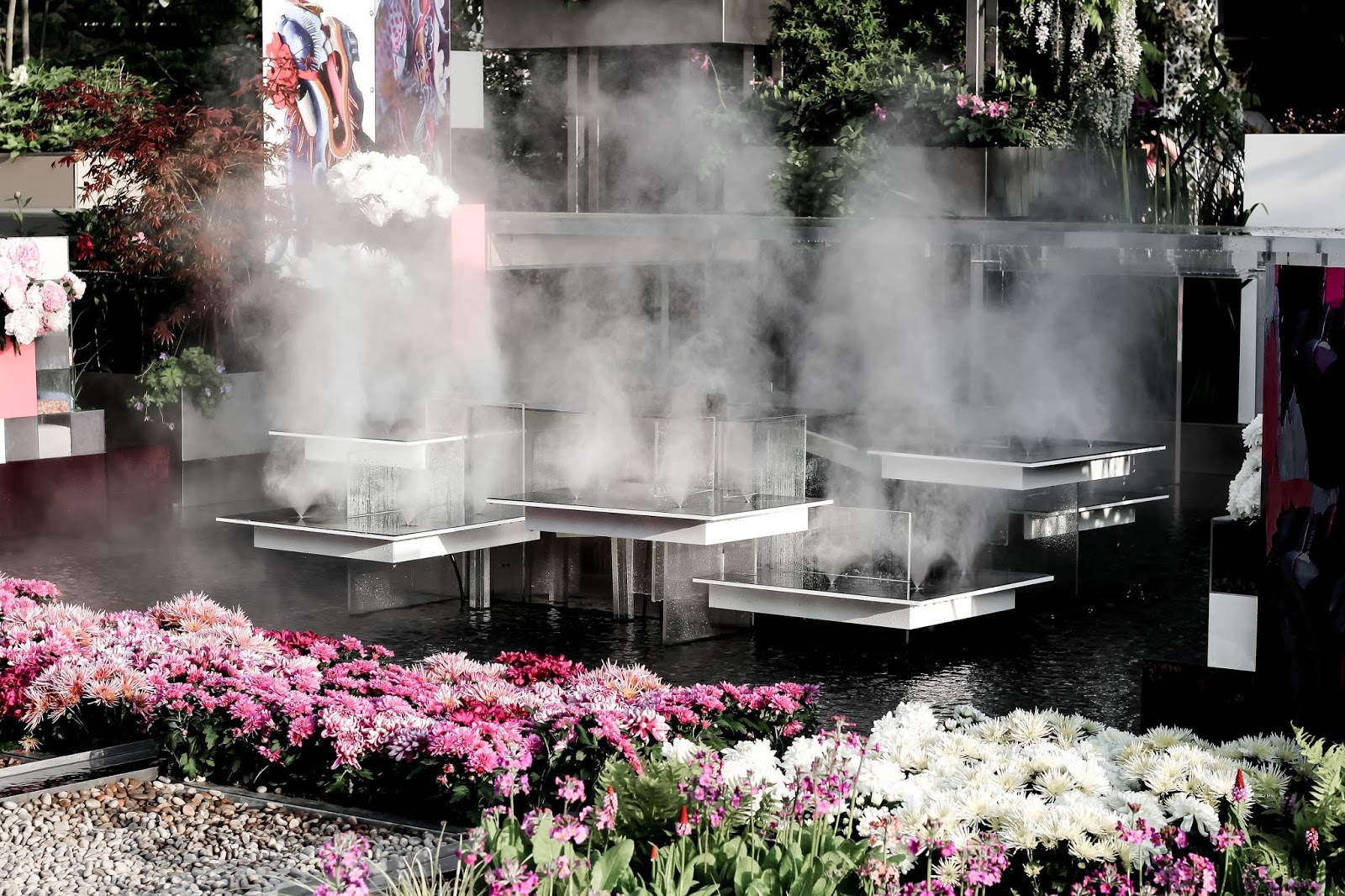Chelsea Flower Show Wuhan Water Garden 2018